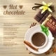 Hot Chocolate Background - GraphicRiver Item for Sale