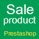 Sale Product - Prestashop Module