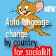 Auto Language Change by Country for Socialkit - CodeCanyon Item for Sale