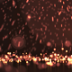 Falling Gold Particles - VideoHive Item for Sale