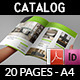 Products Catalogs Brochure - 20 Pages - GraphicRiver Item for Sale