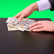Businessman takes the Money from the Table - VideoHive Item for Sale