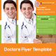 Doctor Flyer Template - GraphicRiver Item for Sale