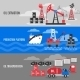 Petroleum Banner Set - GraphicRiver Item for Sale