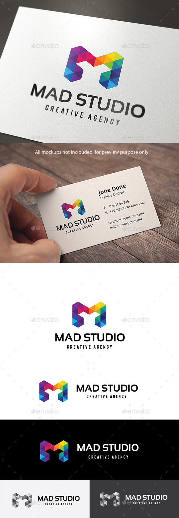 GraphicRiver Mad Studio 11128065