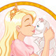 Princess and Cat - GraphicRiver Item for Sale