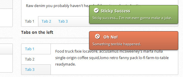 Supr - Responsive Dashboard Admin Template