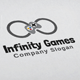 Infinity Games Logo - GraphicRiver Item for Sale
