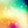 Abstract holiday light background with bokeh - PhotoDune Item for Sale