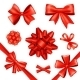 Gift Bows and Ribbons - GraphicRiver Item for Sale