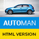 Automan - Advanced Car Dealer HTML Template - ThemeForest Item for Sale