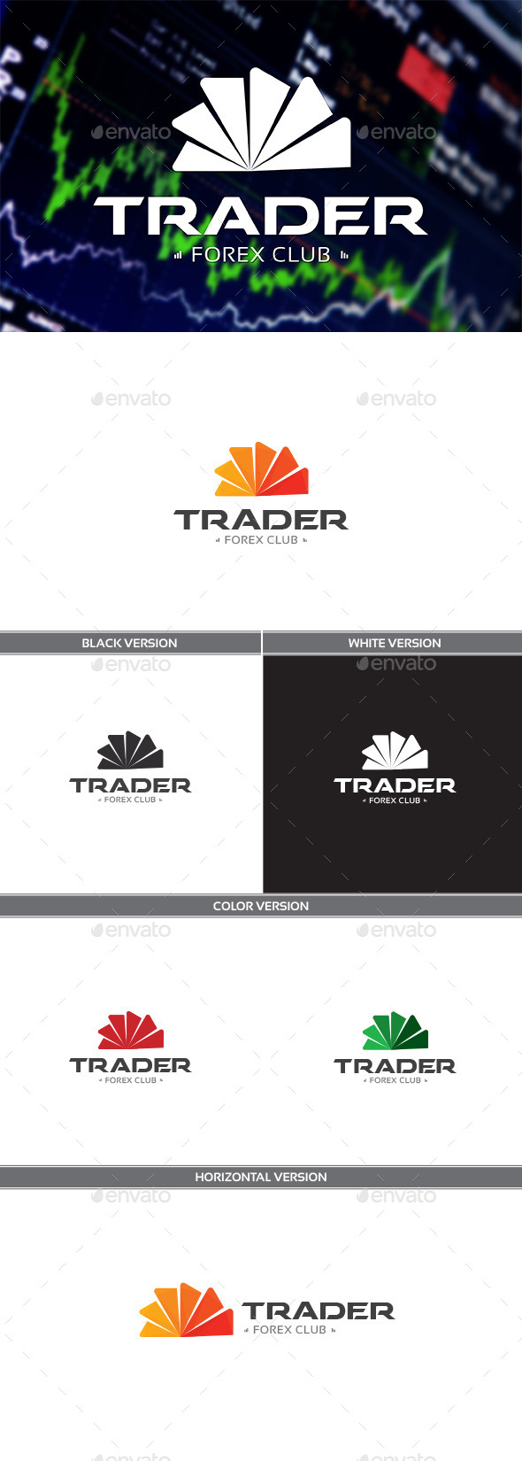 GraphicRiver Trader 11130063