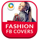 Fashion Sale Facebook Covers - 3 Designs - GraphicRiver Item for Sale