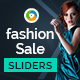 Fashion Sale Sliders - 3 Designs - GraphicRiver Item for Sale