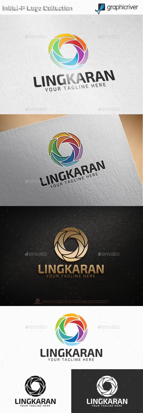 GraphicRiver Lingkaran Circle Logo 11130920