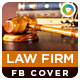Law Firm Facebook Cover - GraphicRiver Item for Sale