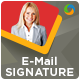 Email Signature Templates - 10 Designs  - GraphicRiver Item for Sale