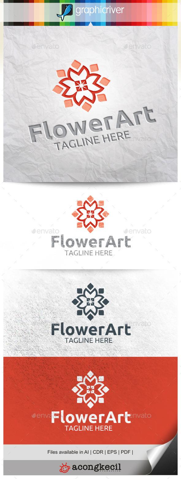 GraphicRiver FlowerArt V.7 11132355