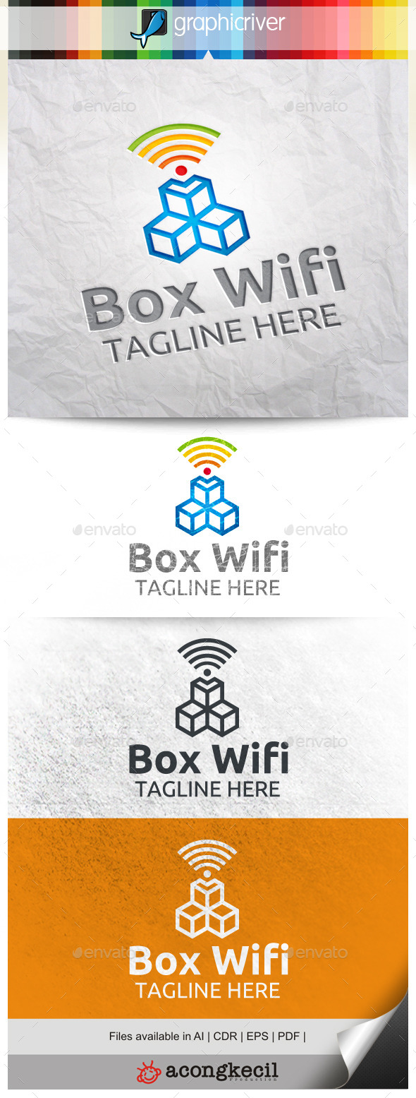 GraphicRiver Box Wifi V.3 11134483