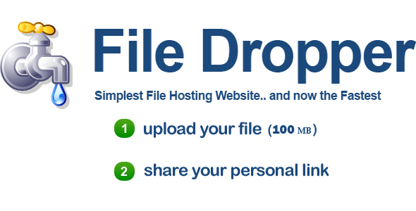 CodeCanyon Upload Sharing File Online Platform FileDropper 11136194