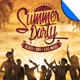 Retro Summer Party Flyer Vol. 1 - GraphicRiver Item for Sale