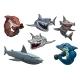 Cartoon Sharks - GraphicRiver Item for Sale