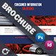 Automobile Service Brochure Templates - GraphicRiver Item for Sale