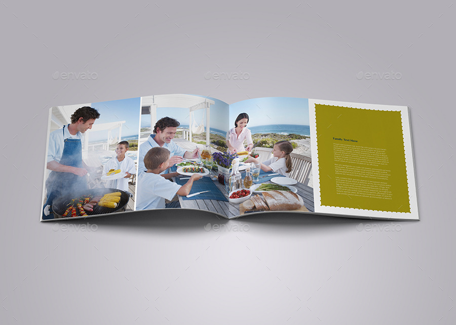 family vacation photo albums