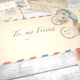 Letter from my friend - VideoHive Item for Sale