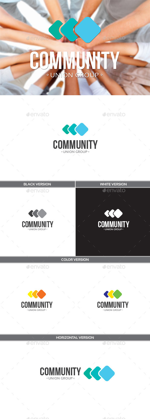 GraphicRiver Community 11139131