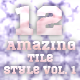 12 Amazing Tile Style Vol. 1 - GraphicRiver Item for Sale