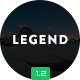 Legend - Video Email (optional) + Themebuilder
