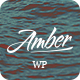 Amber | Luxury Business WordPress Theme - ThemeForest Item for Sale