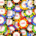 Casino Chips Background - PhotoDune Item for Sale