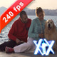 Young Couple With A Dog - VideoHive Item for Sale