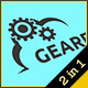 Gear Maintenance - Logo Template - GraphicRiver Item for Sale
