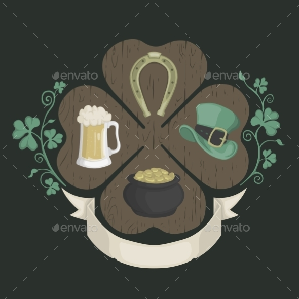 GraphicRiver St Patrik s Day 11140176