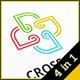 Cross Column - Logo Template - GraphicRiver Item for Sale