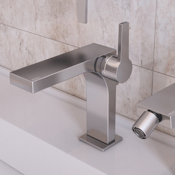 Washbasin Faucet Keuco Edition 11