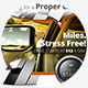 Car Shop & Service Web & Facebook Banners - GraphicRiver Item for Sale