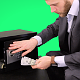 Businessman takes Money from the Safe - VideoHive Item for Sale