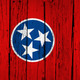 Tennessee State Flag Grunge Background - PhotoDune Item for Sale