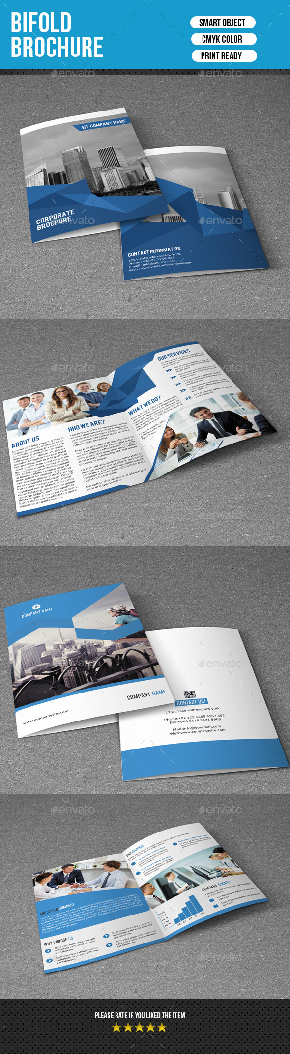 GraphicRiver Corporate Brochure Bundle-V10 11144190