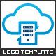 Cloud Server - Logo Template - GraphicRiver Item for Sale