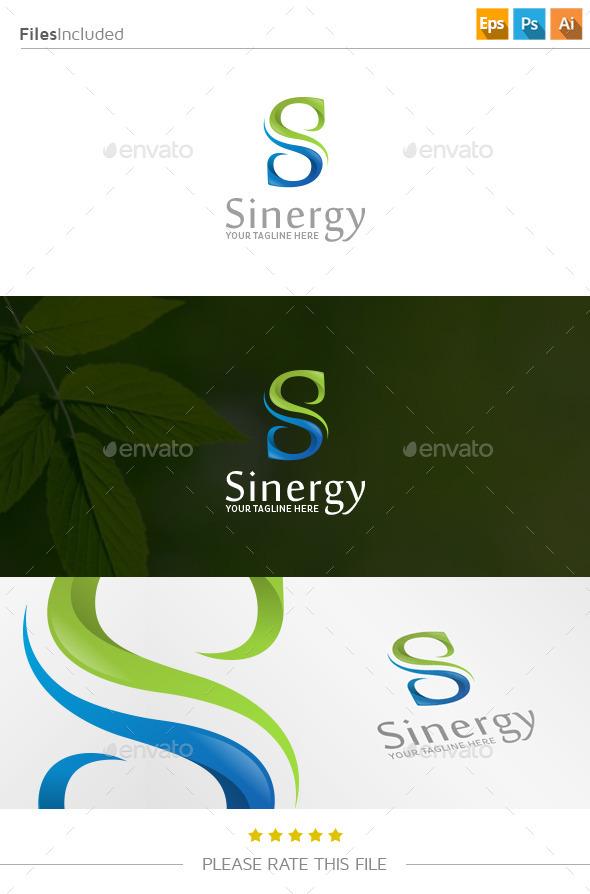 GraphicRiver Letter S Logo 11144270
