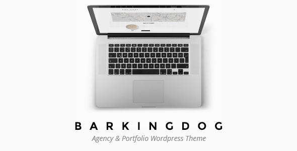 ThemeForest BarkingDog Agency & Portfolio Wordpress Theme 11144647