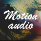 motion-audio