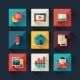 Blog Icons - GraphicRiver Item for Sale