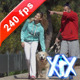 Couple Walking Their Dog - VideoHive Item for Sale