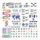 Modern Infographic Elements V.1 - GraphicRiver Item for Sale